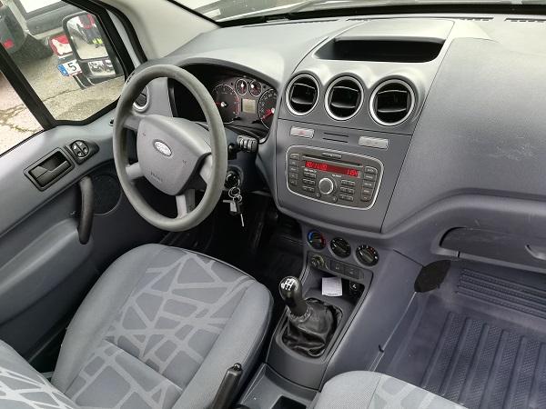 Ford Connect 230 frigo Mantenimiento