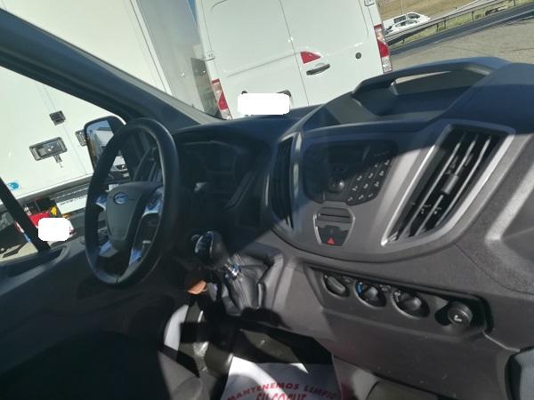 Ford Transit 350L frigo Mantenimiento