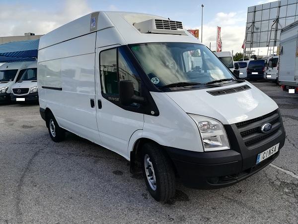 Ford Transit frigo Mantenimiento