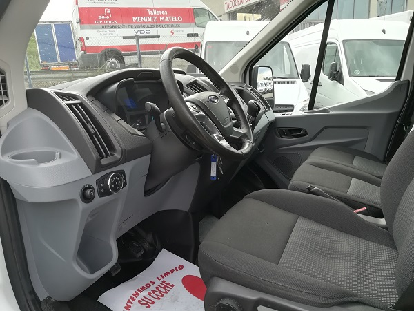 Ford Transit Caja Cerrada
