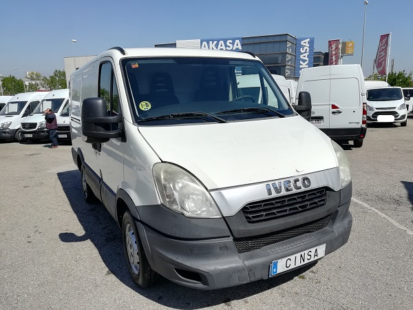 Iveco Daily 35s13 8m3