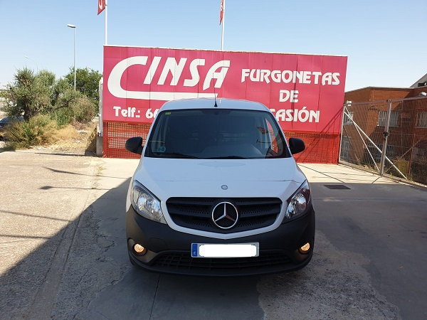 Mercedes Citan 108cdi furgon
