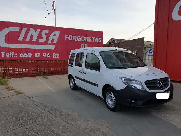 Mercedes Citan 109 Tourer 5 plazas