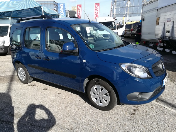 Mercedes Citan Tourer 5 plazas