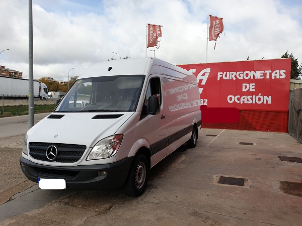 Mercedes Sprinter 313cdi Larga T.E.