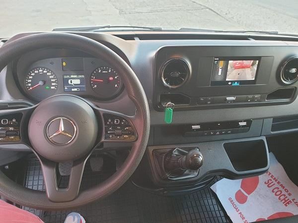 Mercedes Sprinter 314cdi Larga T.E.