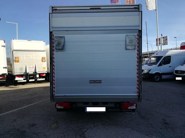 Mercedes Sprinter 419 caja cerrada trampilla