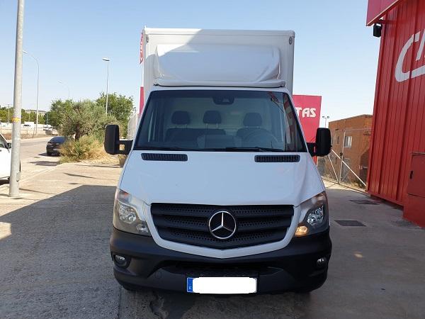 Mercedes Sprinter 513 caja cerrada