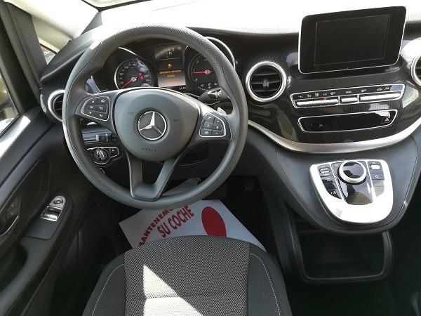Mercedes V220 7 plazas