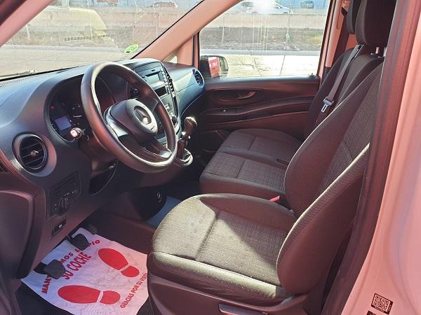 Mercedes Vito 109 larga