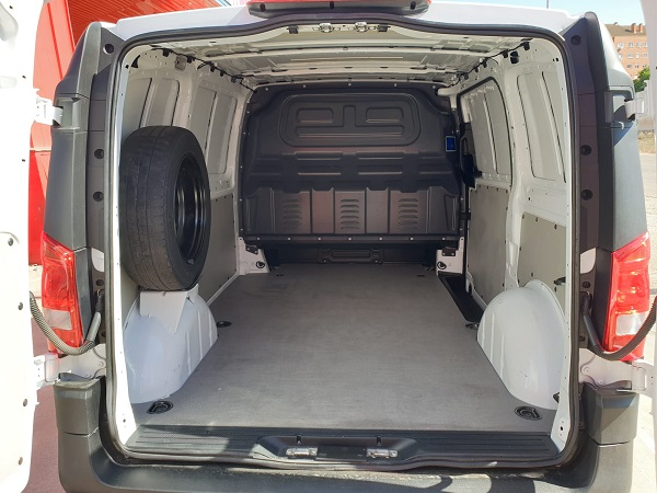 Mercedes Vito 109cdi compacta