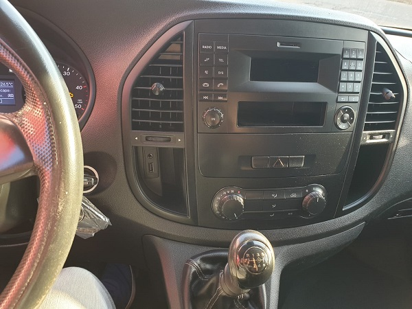 Mercedes Vito 111cdi compacta