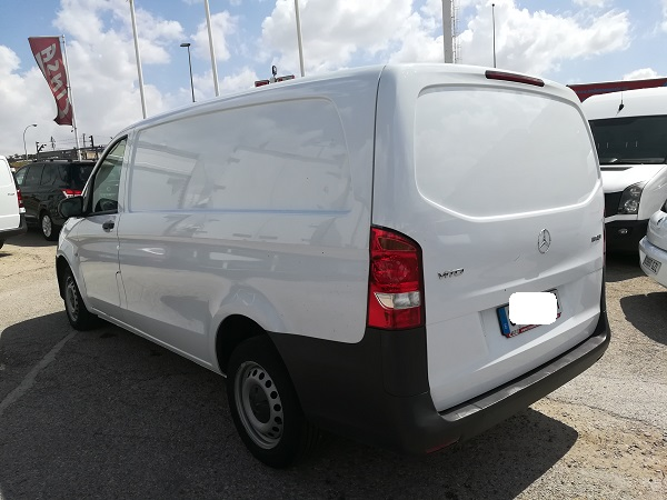 Mercedes Vito 111cdi larga