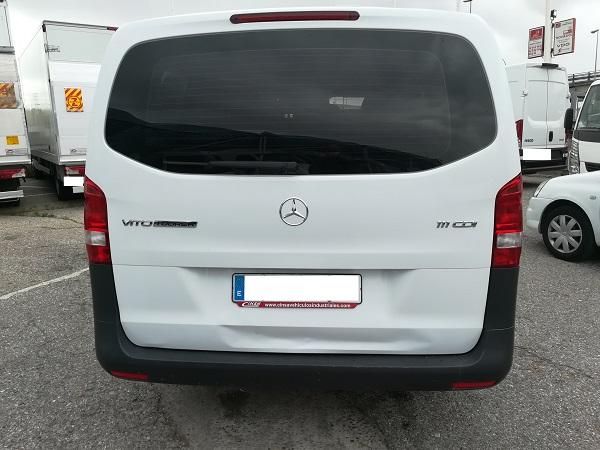 Mercedes Vito 111cdi tourer 9 plazas