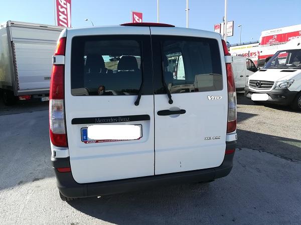 Mercedes Vito 113cdi compacta 6 plazas