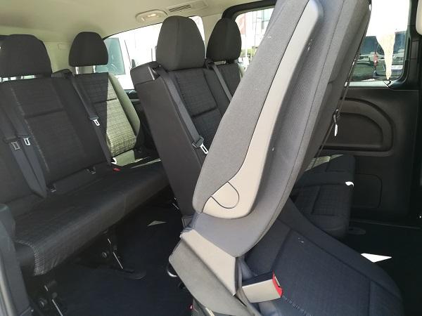 Mercedes Vito 114 tourer 9 plazas