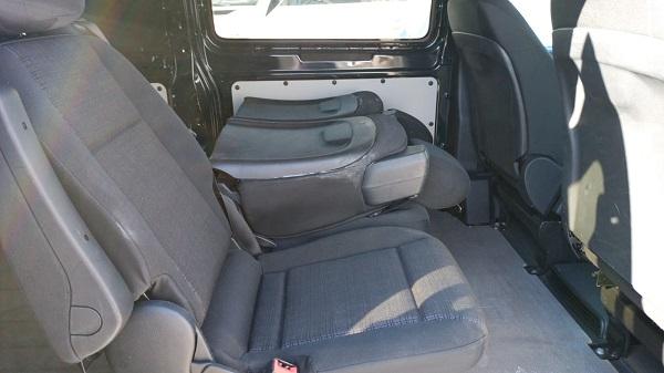 Mercedes Vito 114cdi larga 5 plazas