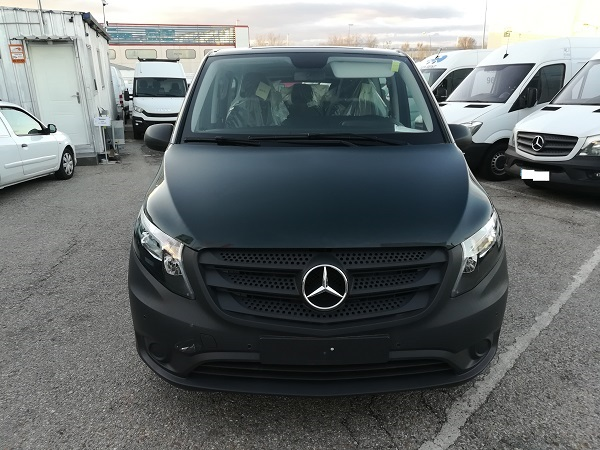 Mercedes Vito 114cdi tourer 8 plazas