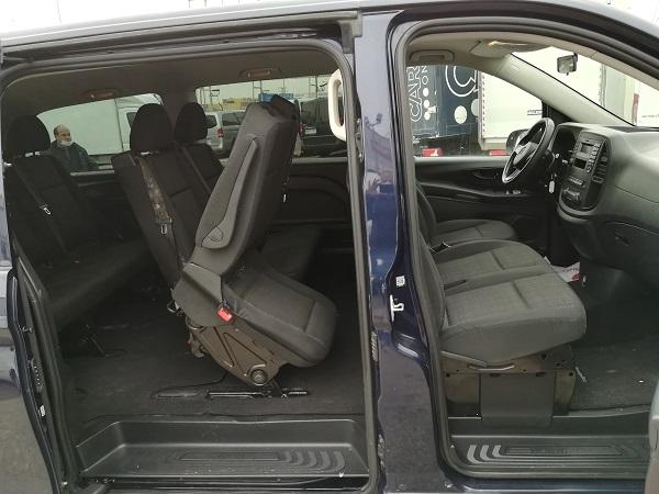 Mercedes Vito 114cdi tourer 9 plazas AUT