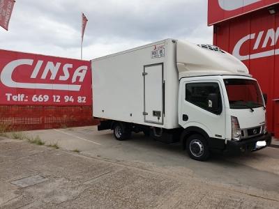 Nissan Cabstar 35-14 Isotermo y Frigo Cong