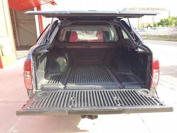 Nissan Navara doble cabina pick up