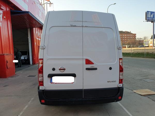 Nissan NV400 L4H2