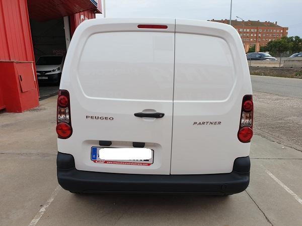 Peugeot Partner furgón