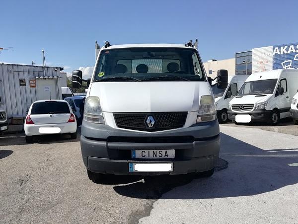 Renault Mascott Caja Abierta