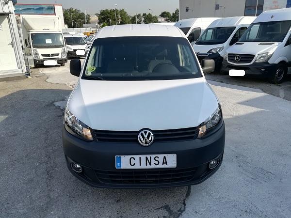 Volkswagen caddy corta