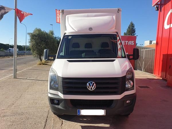 Volkswagen Crafter Caja cerrada