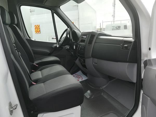 Volkswagen Crafter carrozado frigo congelación