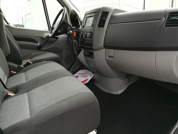 Volkswagen Crafter Larga frigo mant